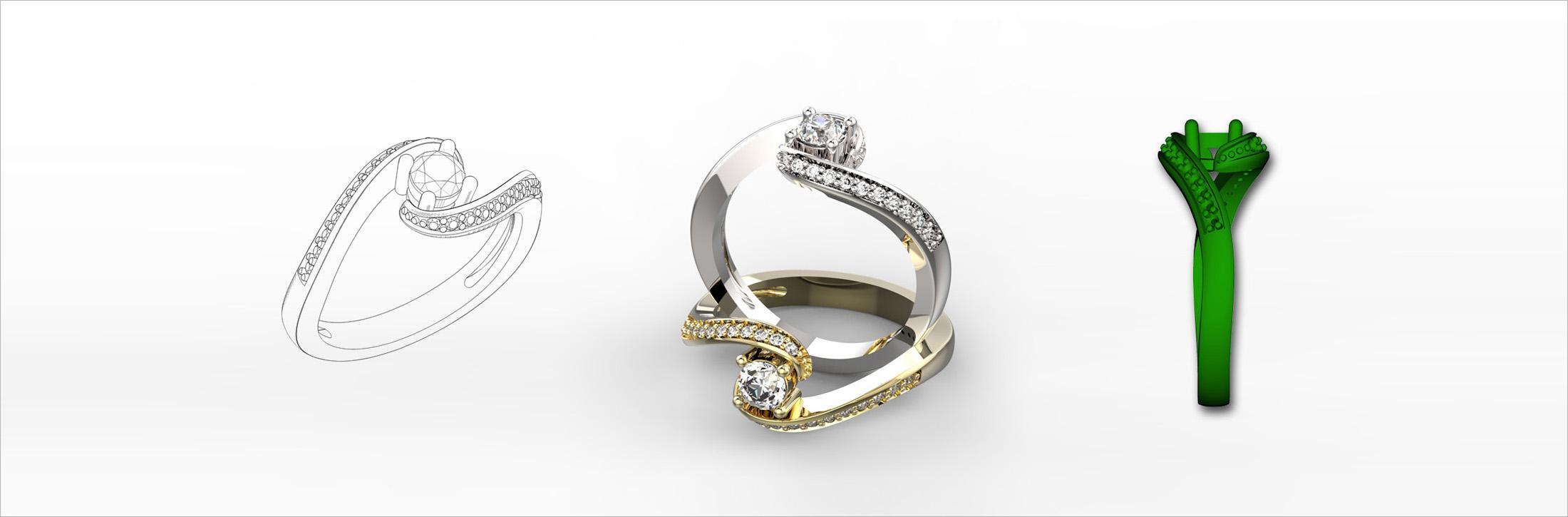 Custom Jewellery